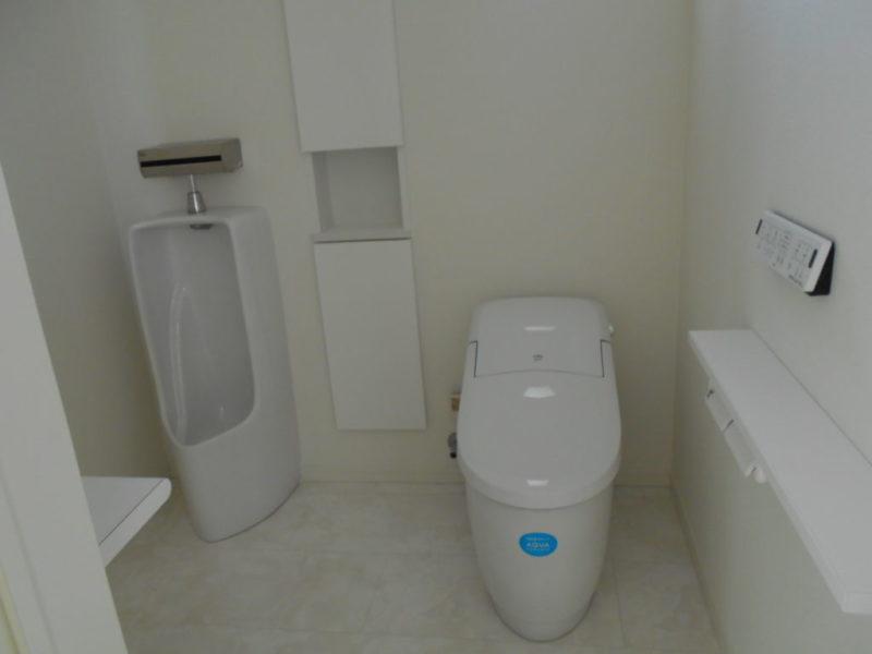 遠賀郡水巻町・KO様邸 トイレ