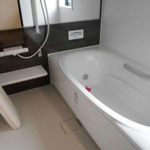 画像:行橋市D様邸お風呂の写真