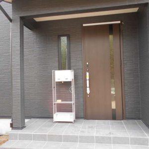 画像:玄関の写真